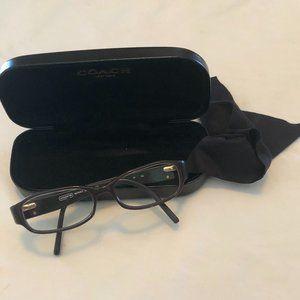 COACH Eyeglasses with COACH Case -  BERNICE